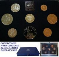 1983 Proof Set. Ideal BIRTHDAY or ANNIVERSARY  Gift