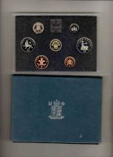 1991 British Proof Coin Set. Great BIRTHDAY or ANNIVERSRY Gift